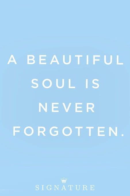 A beautiful quote can help you remember every lost loved