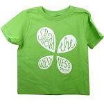LuckyVitamin Gear Infant TShirt 18 Months Green