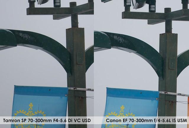 New Tamron 70-300 vs New Canon 70-300 L