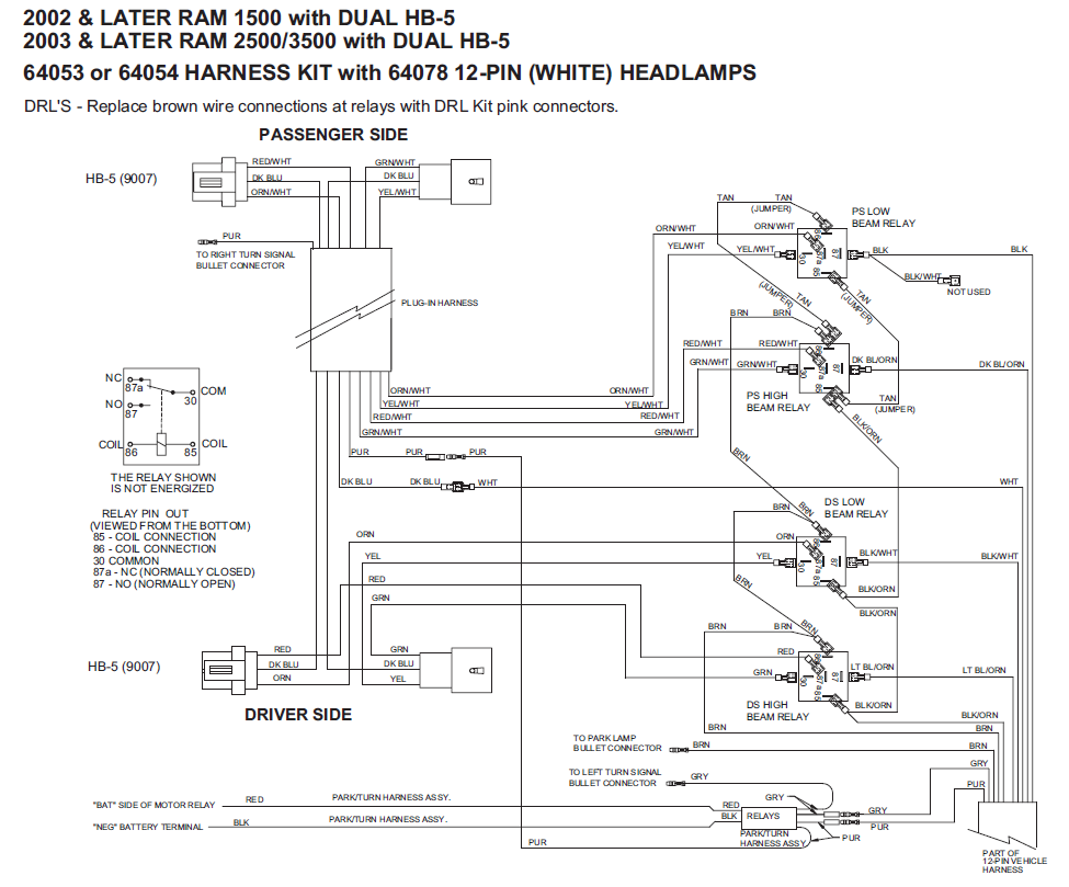 DIAGRAM] Western Plow Wiring Diagram 40 Pin FULL Version HD Quality ...