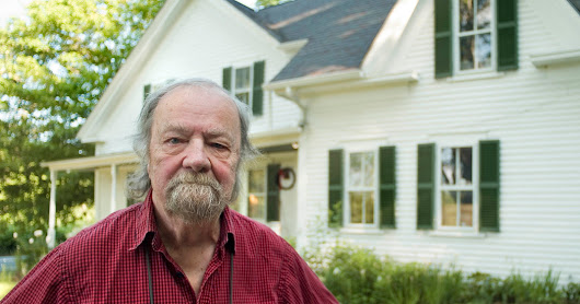 Donald Hall, a Poet Laureate of the Rural Life, Is Dead at 89