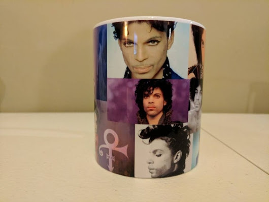 Prince Coffee mug by SouthernGirlBigCity on Etsy