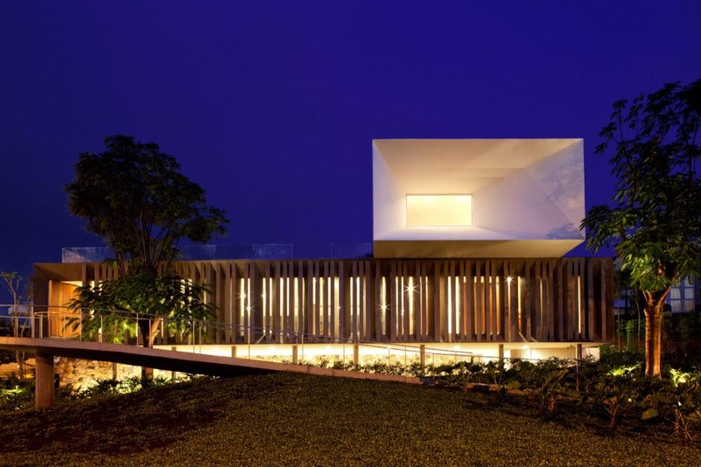 Casa Piracicaba - Isay Weinfeld