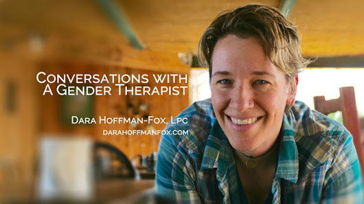 Featured Voices: Inspiration from a Gender Therapist
