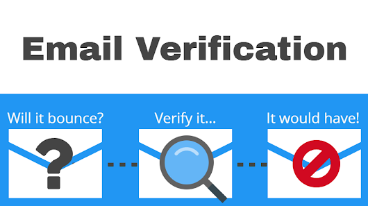 Email Verification – m whites – Medium