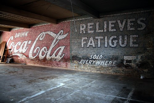 coca-cola ghost in lufkin