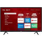 """TCL 3 Series 49S325 - 49"""" LED Roku Smart TV - 1080p - Black"""