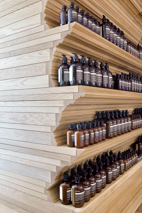 Aesop Newbury Street by William O'Brien Jr.