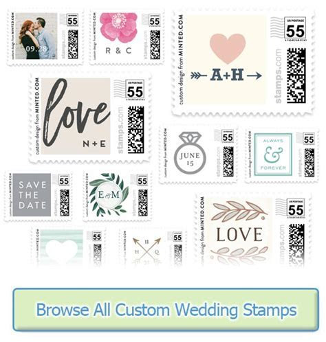 USPS Wedding Stamps & Rates for 2019   Wedding Stamps