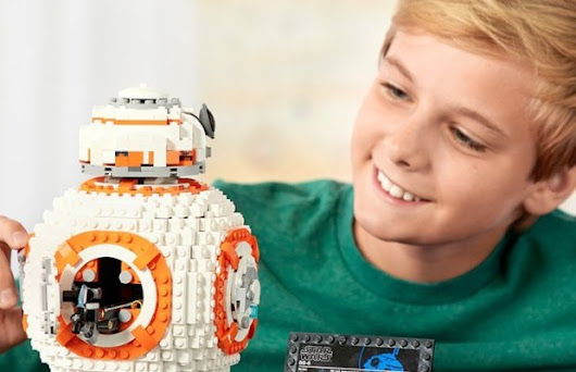 Check Out BB-8 LEGO Set | FizX