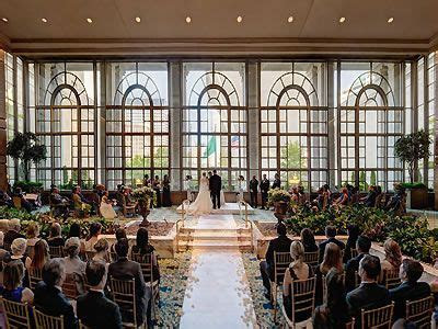 Fairmont Olympic Hotel Seattle Washington Wedding Venues 1