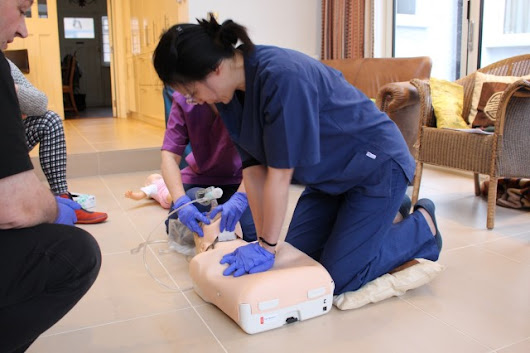Discounted rates for First Aid Training!