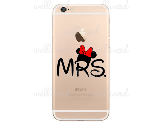 iPhone 6 Mrs Minnie Mouse