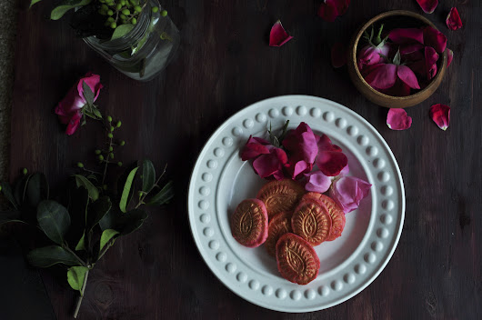 Bengali Sandesh - 10 Mins Rose Flavored Sandesh