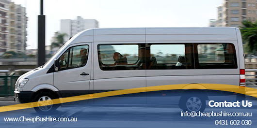 Best Mini Bus Hire Sydney - By