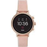 Fossil Gen 4 Smartwatch - Venture HR 40mm Blush Leather