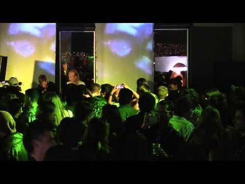 GusGus Boiler Room Mexico Live Show