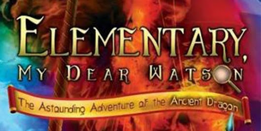 Book Giveaway for ELEMENTARY, MY DEAR WATSON: THE ASTOUNDING ADVENTURE OF THE ANCIENT DRAGON | SciFi Mafia