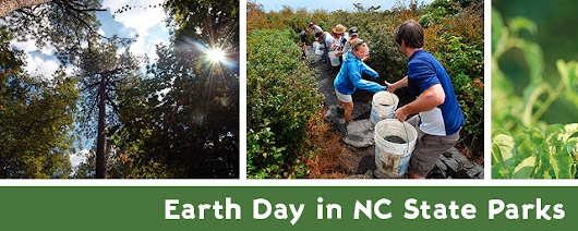 Earth Day Events | NC State Parks