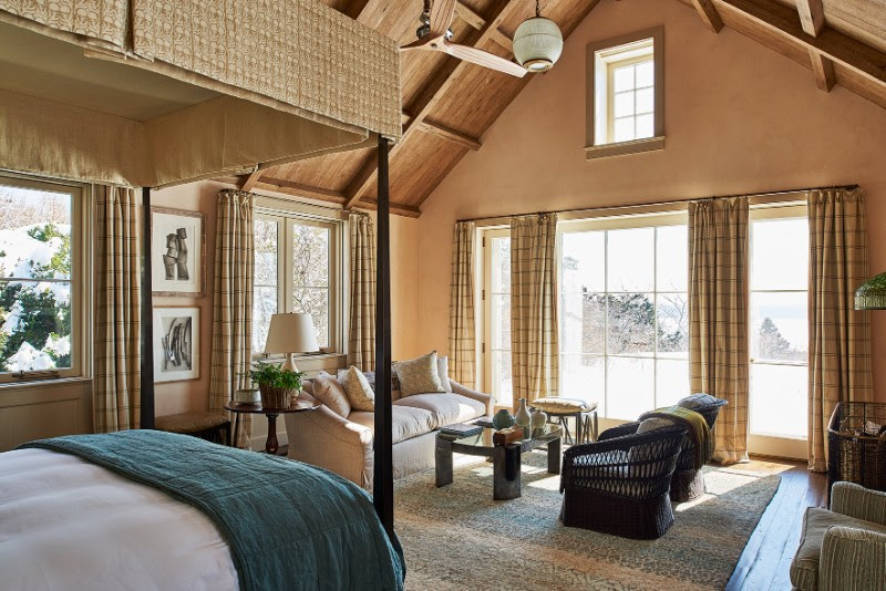 10 American Style Master Bedrooms By Michael S Smith Master Bedroom Ideas