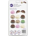 Wilton 11 Cavity Candy Mold, 2115-1522