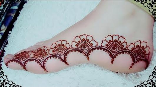 Feet Mehndi Designs Photos : 💞mÊhÑĎÎ🌹 google