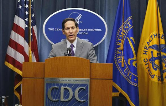 First Ebola case diagnosed in the United States: CDC