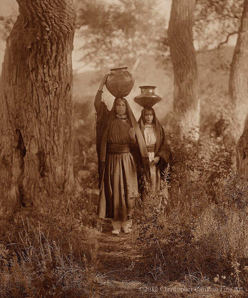 Edward S. Curtis – Photography & Film | Folkerie