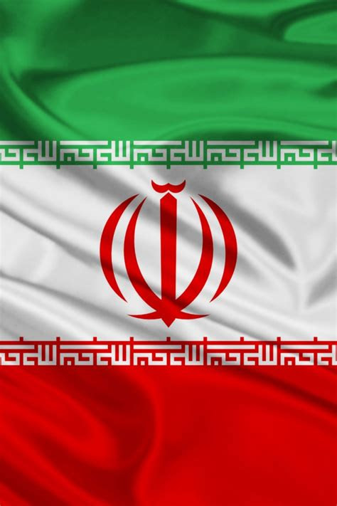 iran flag iphone  wallpaper