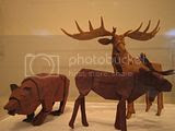 origami bear moose