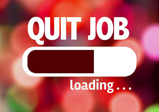 Why People Quit Jobs | Employee Turnover