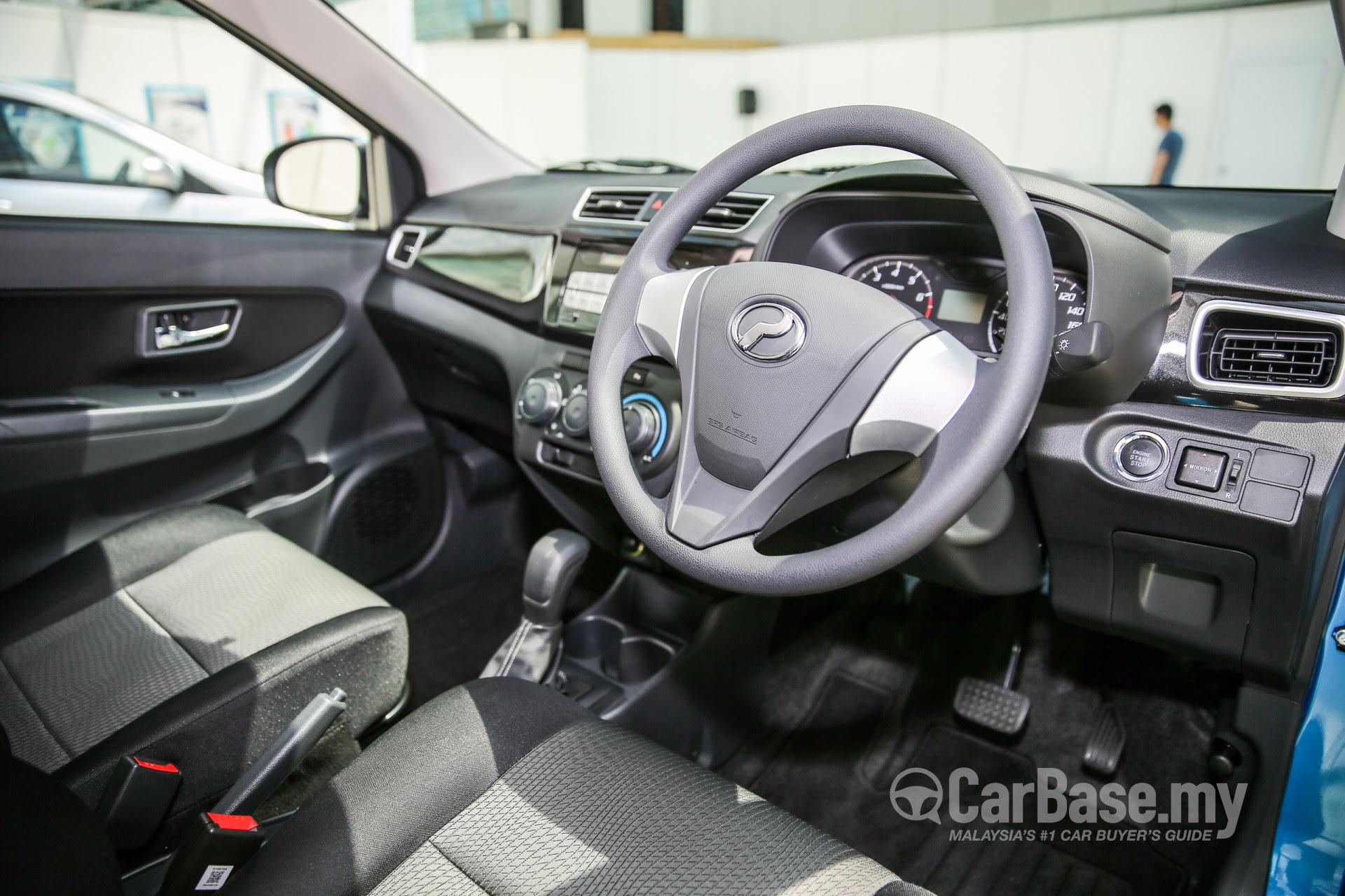 Perodua Bezza D63D (2016) Interior Image in Malaysia
