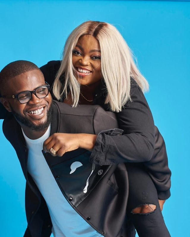 #YourViewTVC: You can't call my husband unless it's his birthday- Funke Akindele tells friends