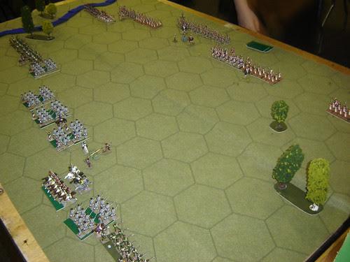 Clash at Maida