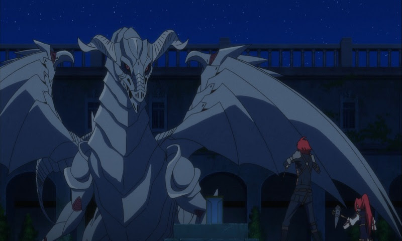 Check out these epic anime dragons, including Fredrika from Hitsugi no Chaikan!
