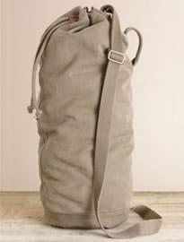 Next Khaki Canvas Duffle Bag