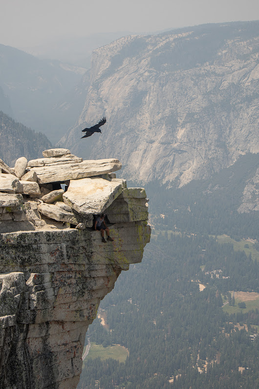 Soaring Above Half Dome | Yosemite National Park Tours & Activities |