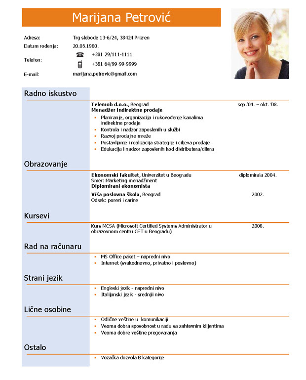 What Is A Cv Zaposlimo Writing A Letter Of Interest Format