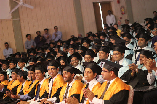 IIM Udaipur hosts 3rd Annual Convocation on March 21, 2015