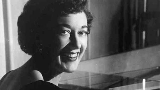 Remembering Marian McPartland's Piano Jazz--1983 interview!