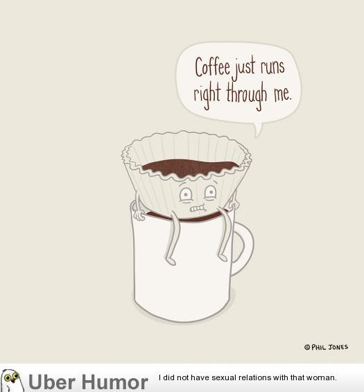 I drew a coffee filter that shares my struggles with ...