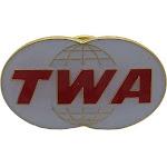 Aviation Collectibles International TWA Retro Pin