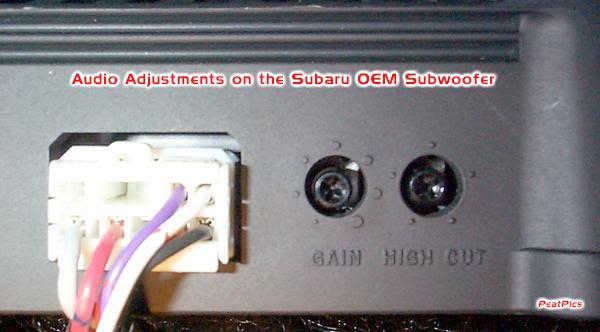 2007 Subaru Wiring Diagram