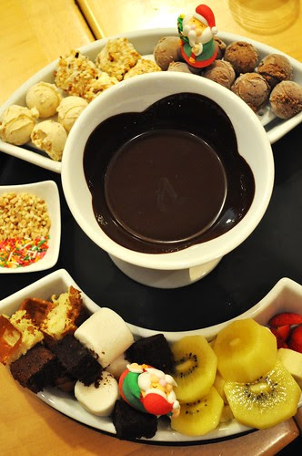 royale fondue