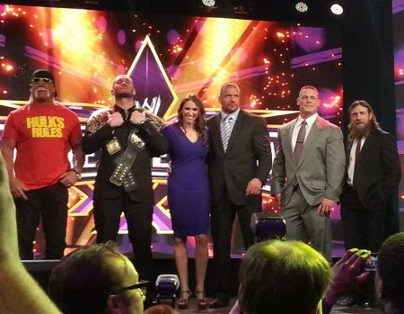 WWE Announces Wrestlemania 30 Week with Hulk Hogan, Batista, John Cena and other WWE Superstars