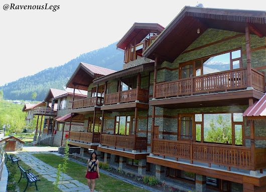 Shivadya Resort- Handcrafted Boutique Himachali property in Manali
