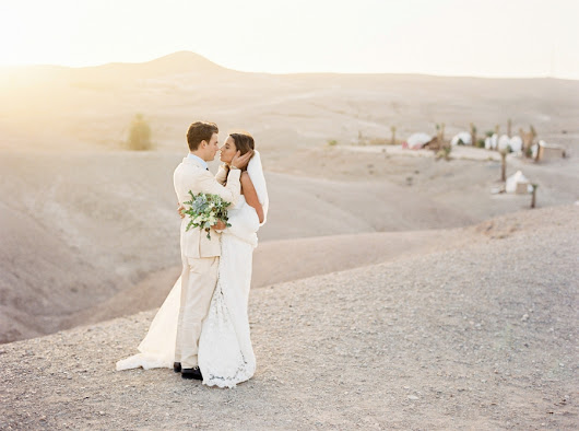 Marrakech Desert Wedding At La Pause, Morocco | Sofia & Alex