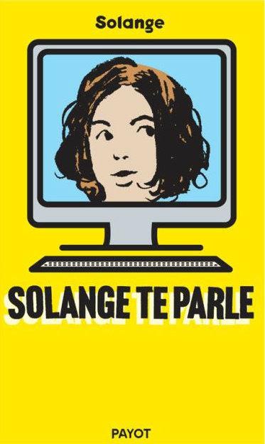 Couverture Solange te parle