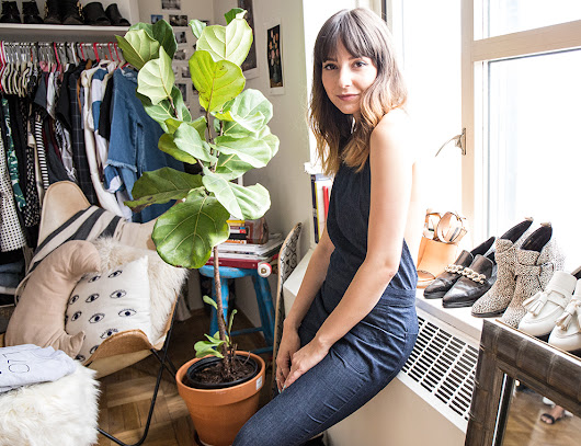 A day with... Alyssa Coscarelli from Refinery29