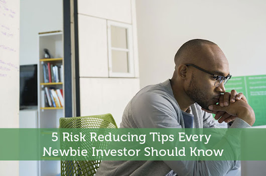 5 Risk Reducing Tips Every Newbie Investor Should Know - Modest Money